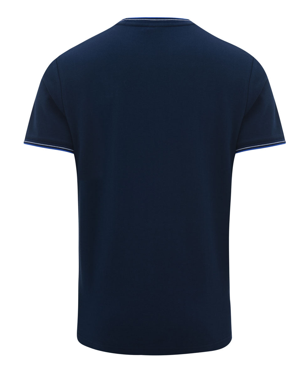 RFC Rubber Badge Tee - Navy