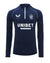 Mens Player Training 1/4 Zip Top