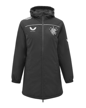 Womens Coaches Travel Bench Jacket
