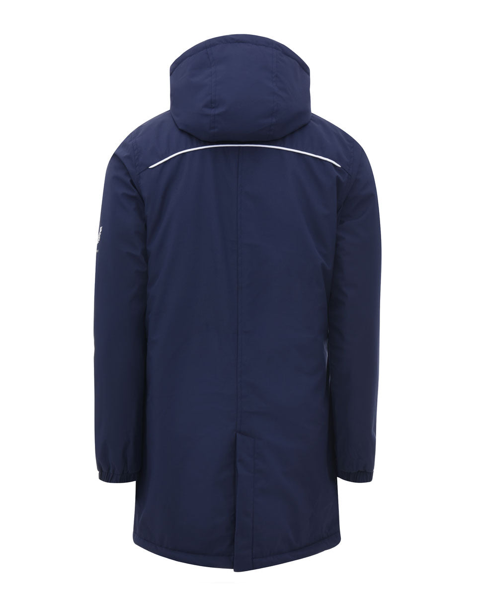 Mens Player Training Bench Jacket