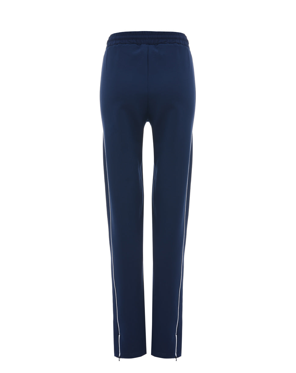 Womens Player Travel Track Pants - Navy