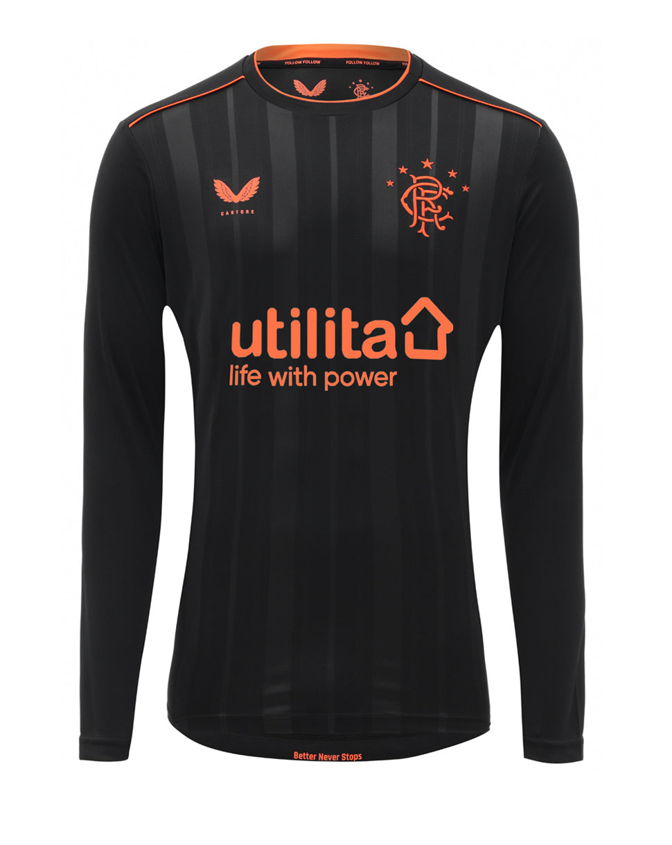 Junior Third Long Sleeved Shirt