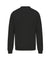 RFC Cotton Sweater - Black/Orange