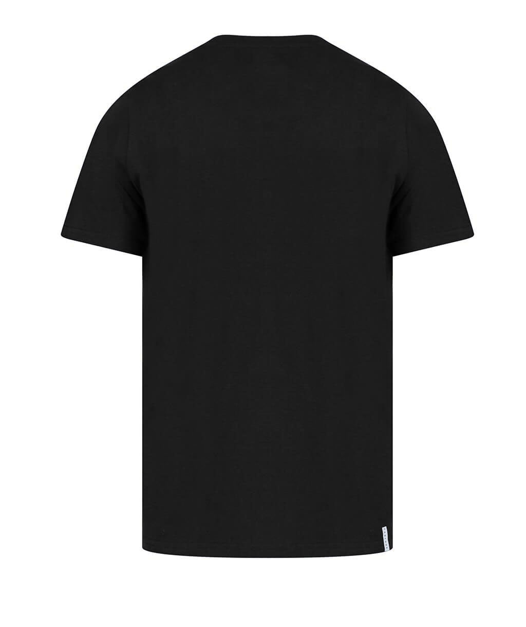 RFC Cotton SS Tee - Black/Orange