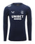 Mens Player Training L/S Tee - Navy
