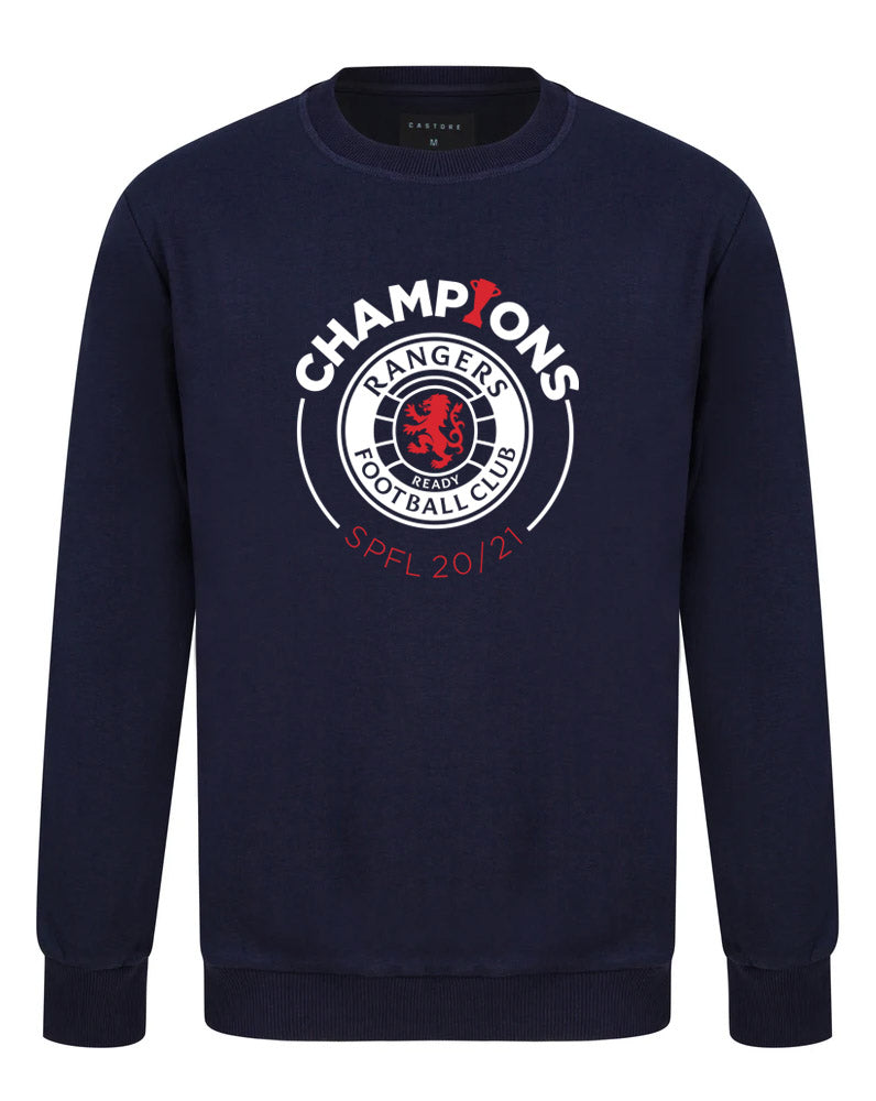 Champions Navy Sweater
