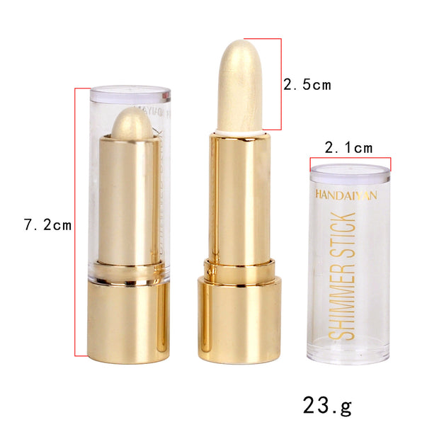 Three-dimensional brightening highlight stick - showemakeup