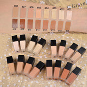16 Colors Foundation - showemakeup