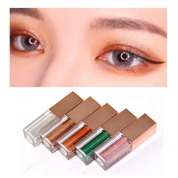 14 Colors Liquid Eyeshadow - showemakeup