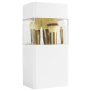 Makeup Brush Organizer 12 Space Storage Deep Slots - showemakeup
