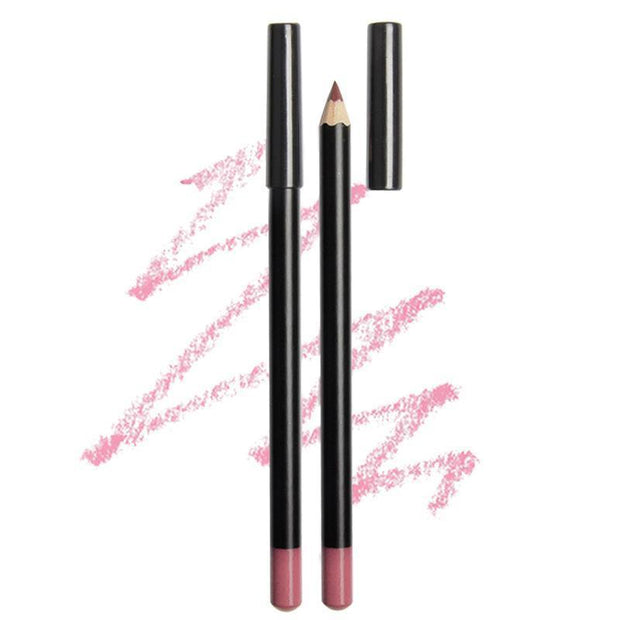 12 color lip liner - showemakeup
