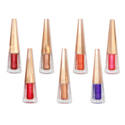 7 Colors Rhombic Tube Lip Glosses - showemakeup
