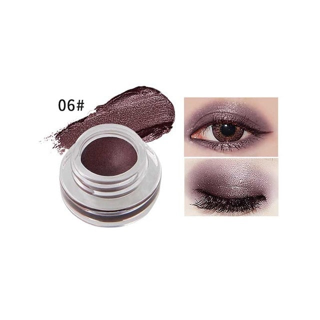 Eye Shadow Powder Cream - showemakeup