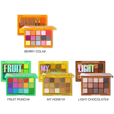 Sweet Party Eyeshadow Pallete - showemakeup