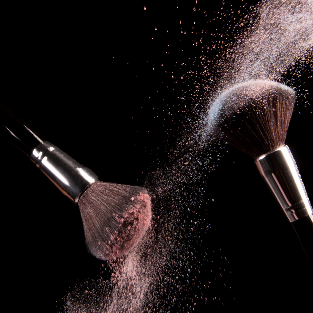 Makeup Brushes Product Shoot