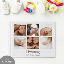 Load image into Gallery viewer, 80 Images Maternity Photobook