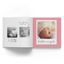 Load image into Gallery viewer, Maternity Photobook Sample Spread