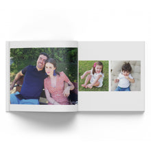Load image into Gallery viewer, Family Photobook Sample Spread
