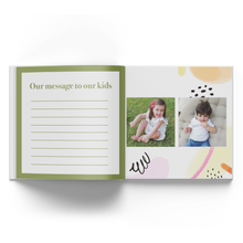 Load image into Gallery viewer, Photo Book Journal (Family)