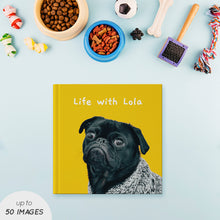 Load image into Gallery viewer, 50 Images Pet Photobook