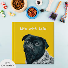 Load image into Gallery viewer, 100 Images Pet Photobook