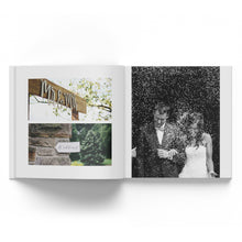 Load image into Gallery viewer, Wedding Photobook Sample Spread