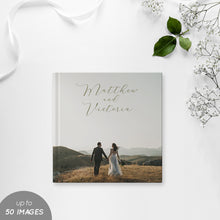 Load image into Gallery viewer, 50 Images Wedding Photobook