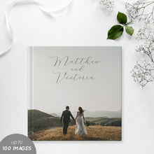 Load image into Gallery viewer, 100 Images Wedding Photobook