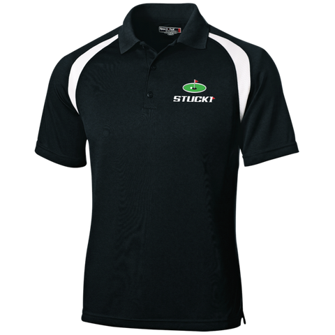 STUCK1 Players Series Moisture-Wicking Golf Shirt