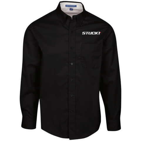 STUCK1 Men's Player Series Dress Shirt