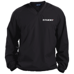 STUCK1 Pro Series Pullover V-Neck Windshirt