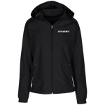 STUCK1 Pro Series Ladies' Jersey-Lined Hooded Windbreaker