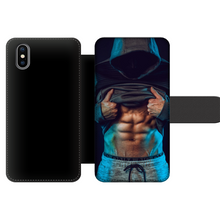 Load image into Gallery viewer, Phone Case Front Printed Wallet Cases