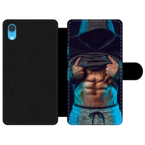 Phone Case Front Printed Wallet Cases