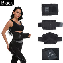 Load image into Gallery viewer, Fitness Belt Xtreme Power Thermo Body Shaper Waist Trainer