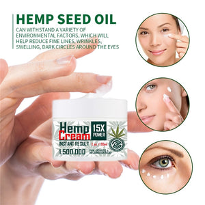 Hemp Face Cream Skin Care