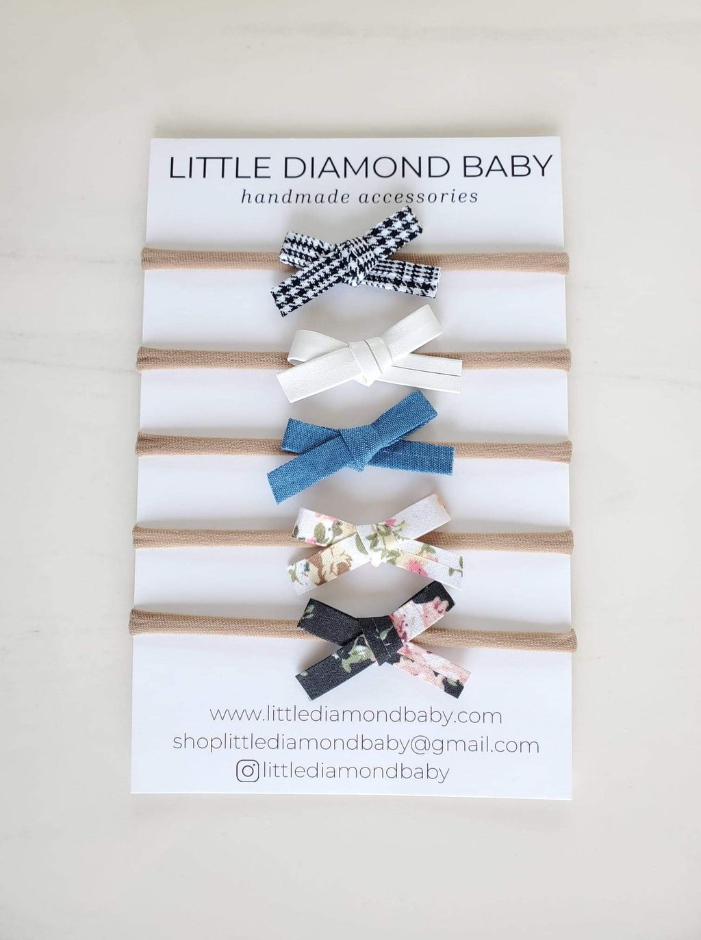 Staple Dainty Bows
