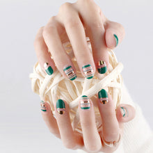 Load image into Gallery viewer, Korean Nail Gel Sticker - DESIGN 017