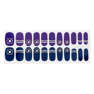 Korean Nail Gel Sticker - DESIGN 029