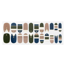 Load image into Gallery viewer, Korean Nail Gel Sticker - DESIGN 033