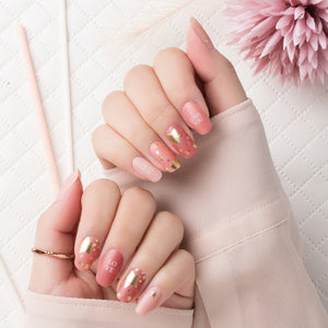 Korean Nail Gel Sticker - MATTE 005