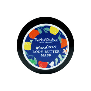 The Nail Parlour Mandarin Body Butter Mask