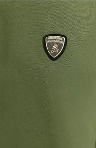 Automobili Lamborghini Essential T-Shirt in Green