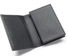 Load image into Gallery viewer, Automobili Lamborghini Black Leather Wallet
