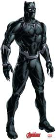 BLACK PANTHER Advance Graphics CARDBOARD STAND UP