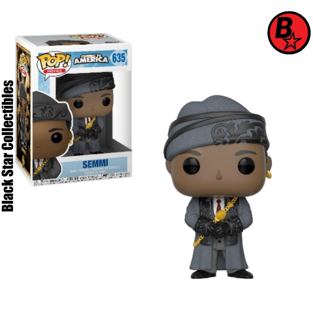 Semmi  Coming To America Pop! Vinyl