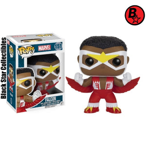 Falcon Marvel Comics Pop Vinyl