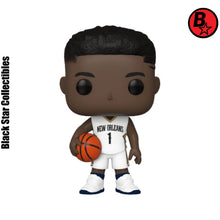 Load image into Gallery viewer, Zion Williamson  New Orleans Pelicans  Pop! Vinyl Figure