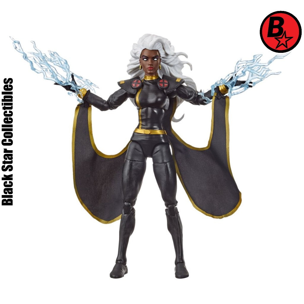 Storm Retro Marvel Legends Action Figure