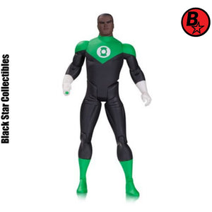 John Stewart Green Lantern DC Comics Designer Series Action Figure